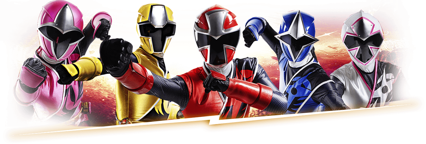 Serien Stream Power Rangers Ninja Steel