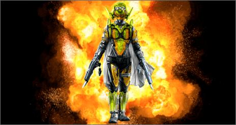 Cybervillain Roxy