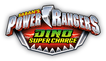 Power Rangers Dino Super Charge Logo