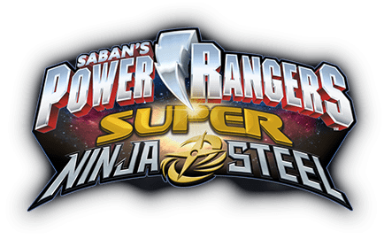 Power Rangers Super Ninja Steel logo