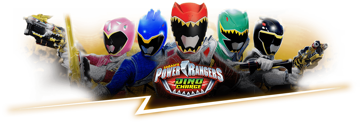 Power Rangers : Dino Charge