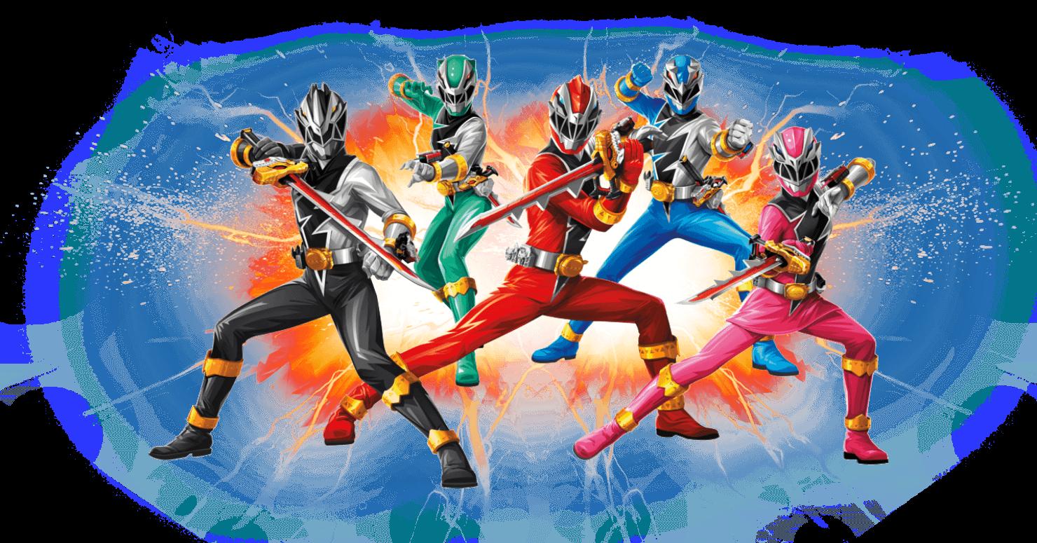 Power Rangers Dino Fury