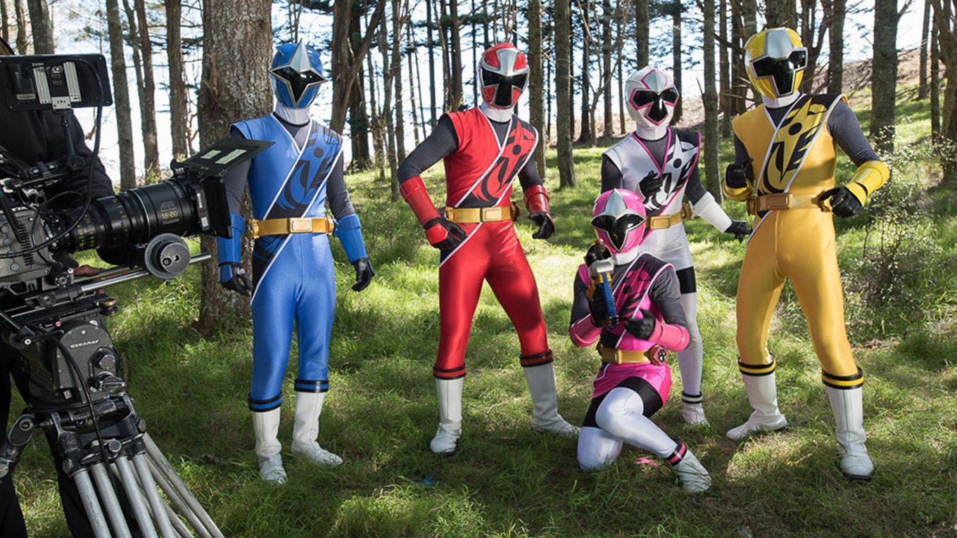 Action Powerrangers