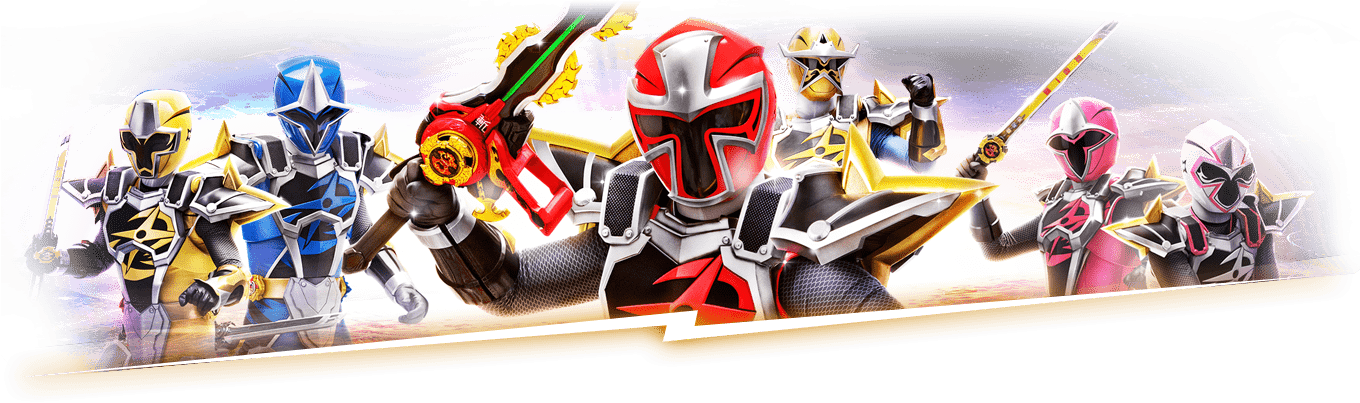 Power Rangers : Super Ninja Steel