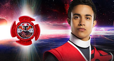 POWER RANGERS NINJA STEEL - Videos & Characters - Power Rangers