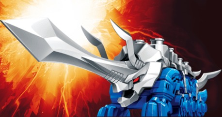 Tricera Blade Zord