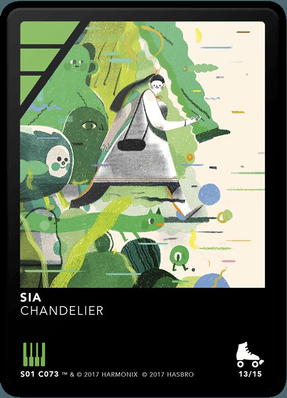 Chandelier - Sia1