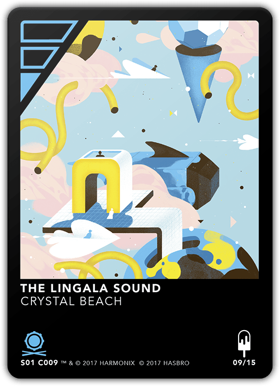 Crystal Beach Beat