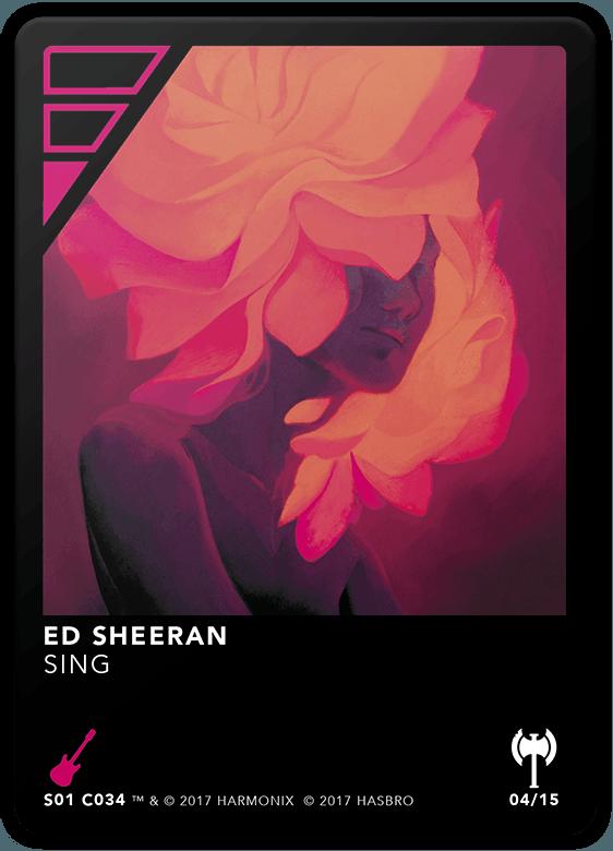 Sing - Ed