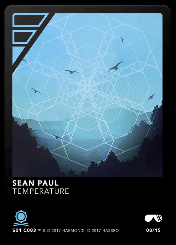 Temperature - Sean