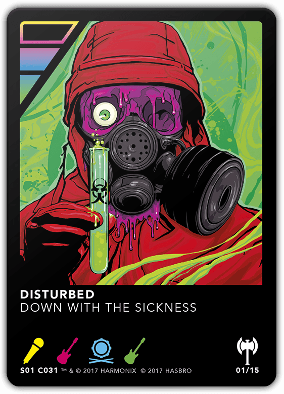 Down with the sickness