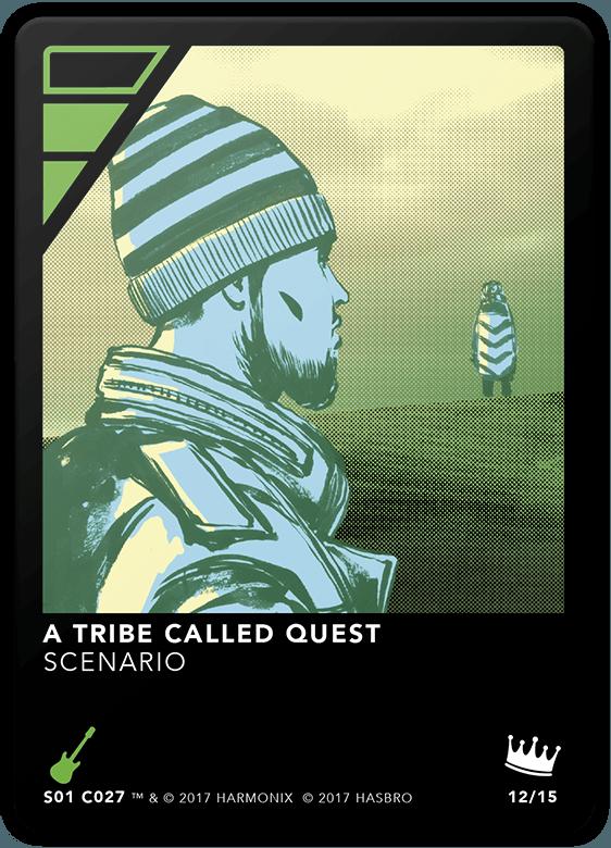 Scenario - Tribe
