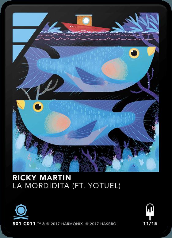 La Mordidita - Martin