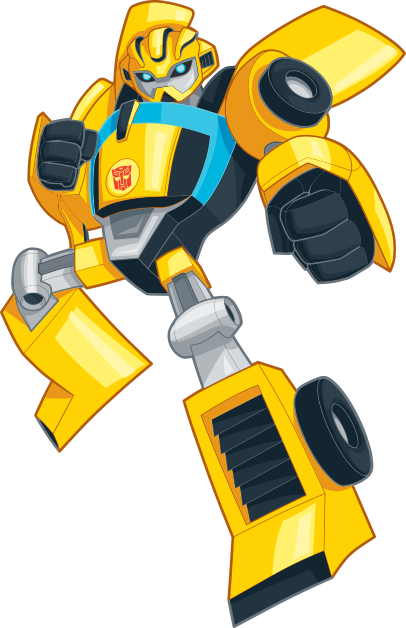 toy recyling bumble bee