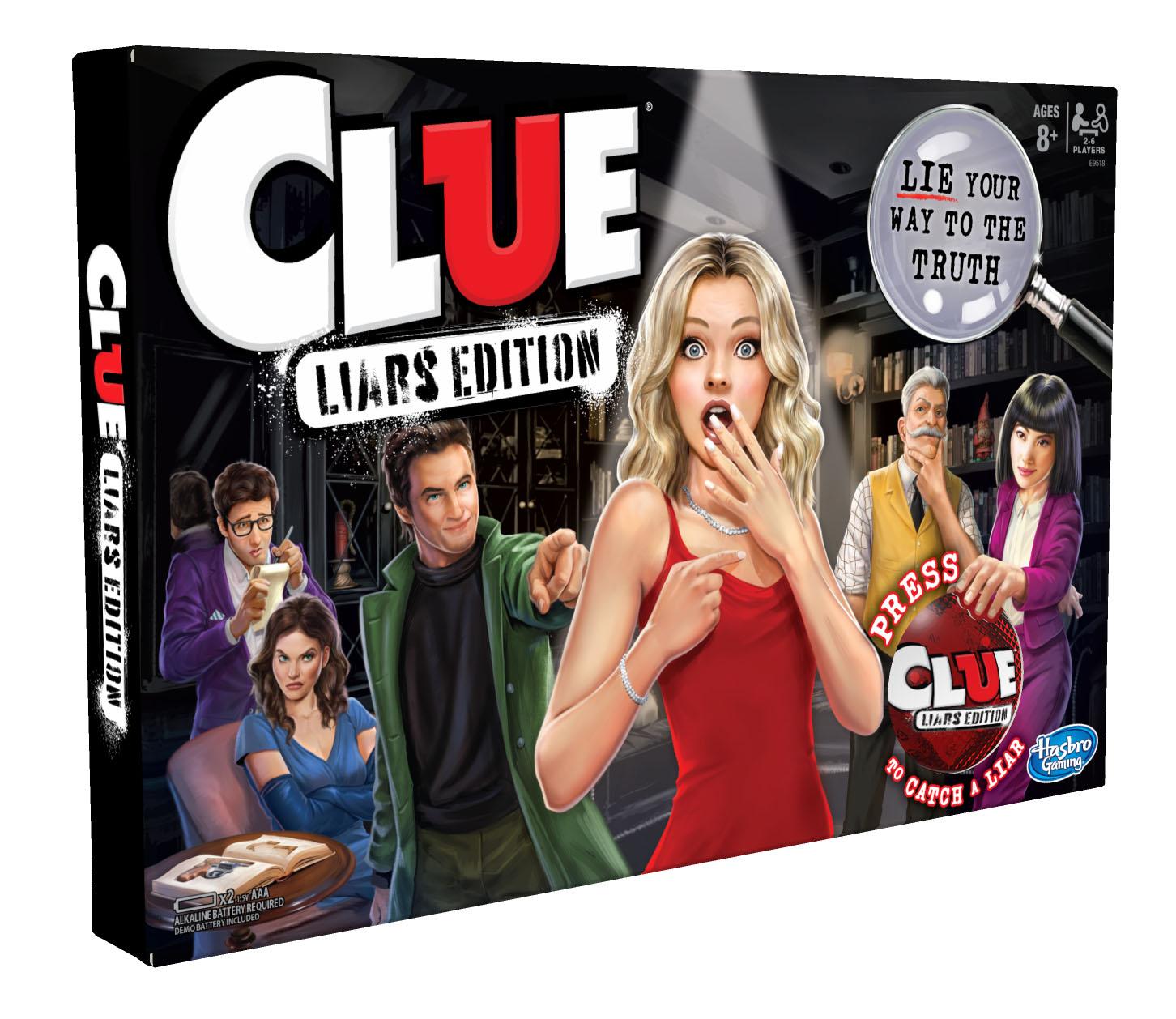E9518 Clue_Liars front