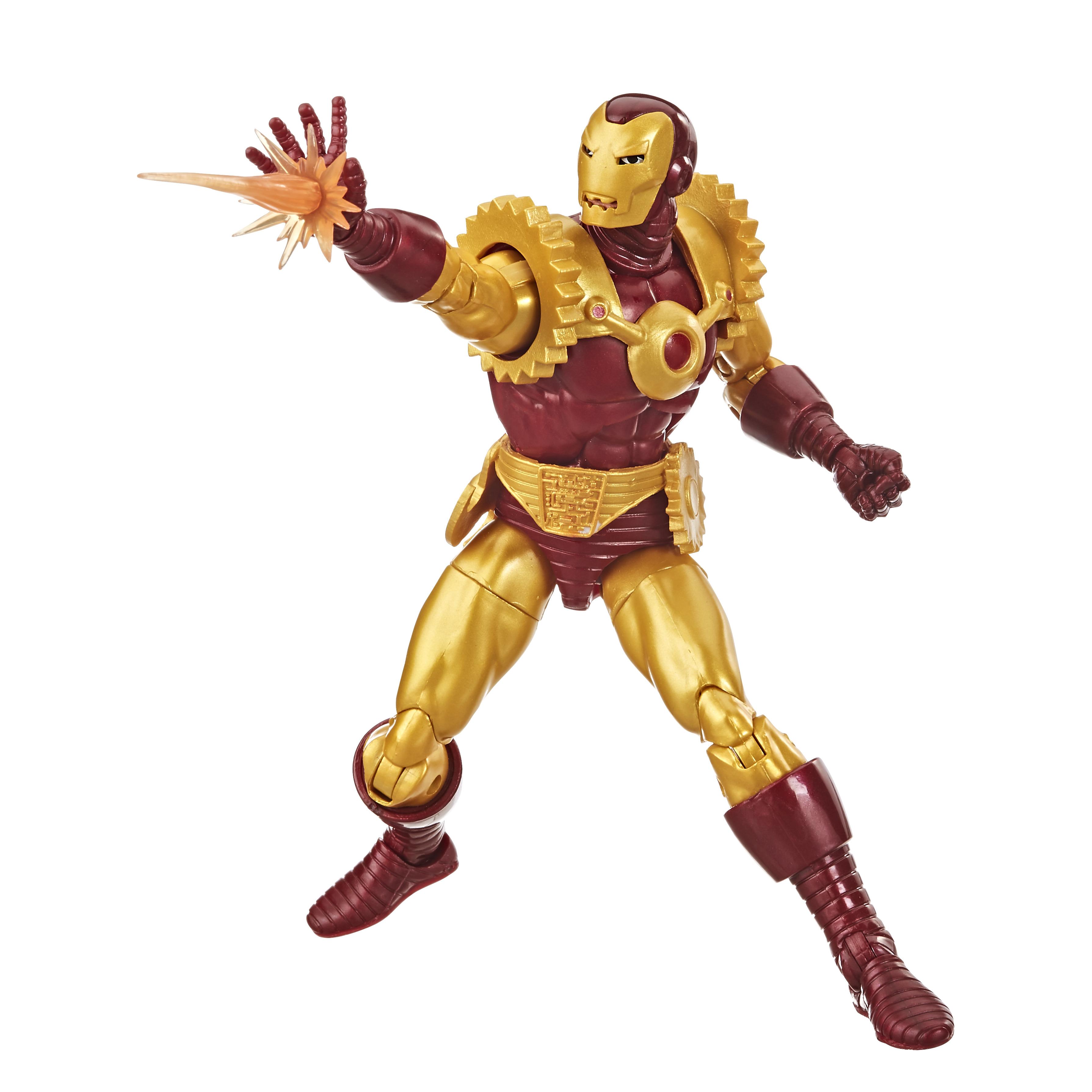 E87085L00 Marvel Legends Iron Man 2020 main detail