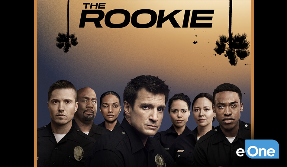 Entertainment One's The Rookie Renewed by ABC in the U.S. for Season 4