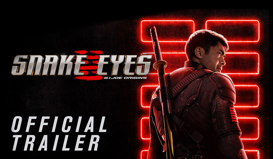 Watch the New Snake Eyes Official Trailer with Henry Golding