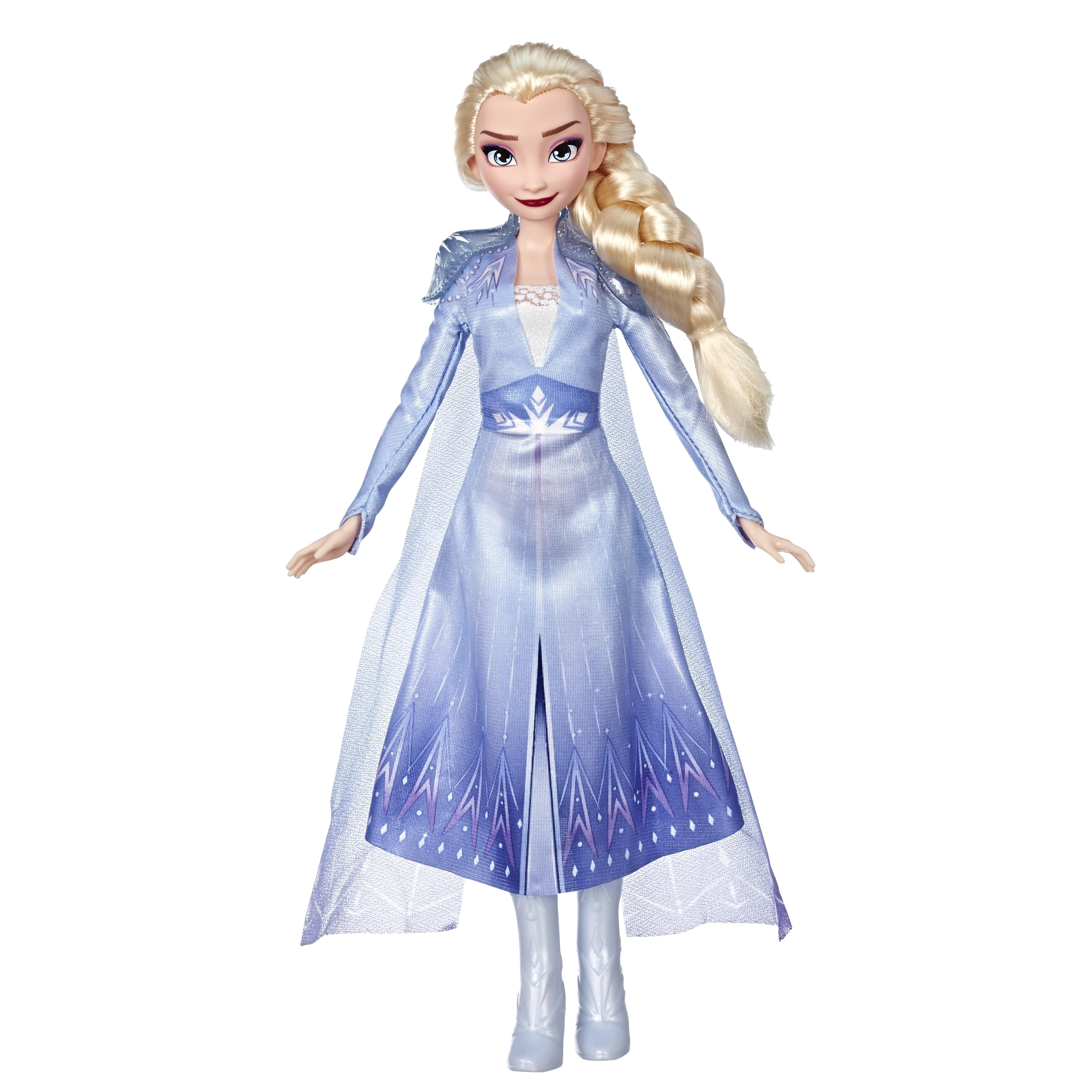 E6709 FRZ Elsa Fashion Doll OOP