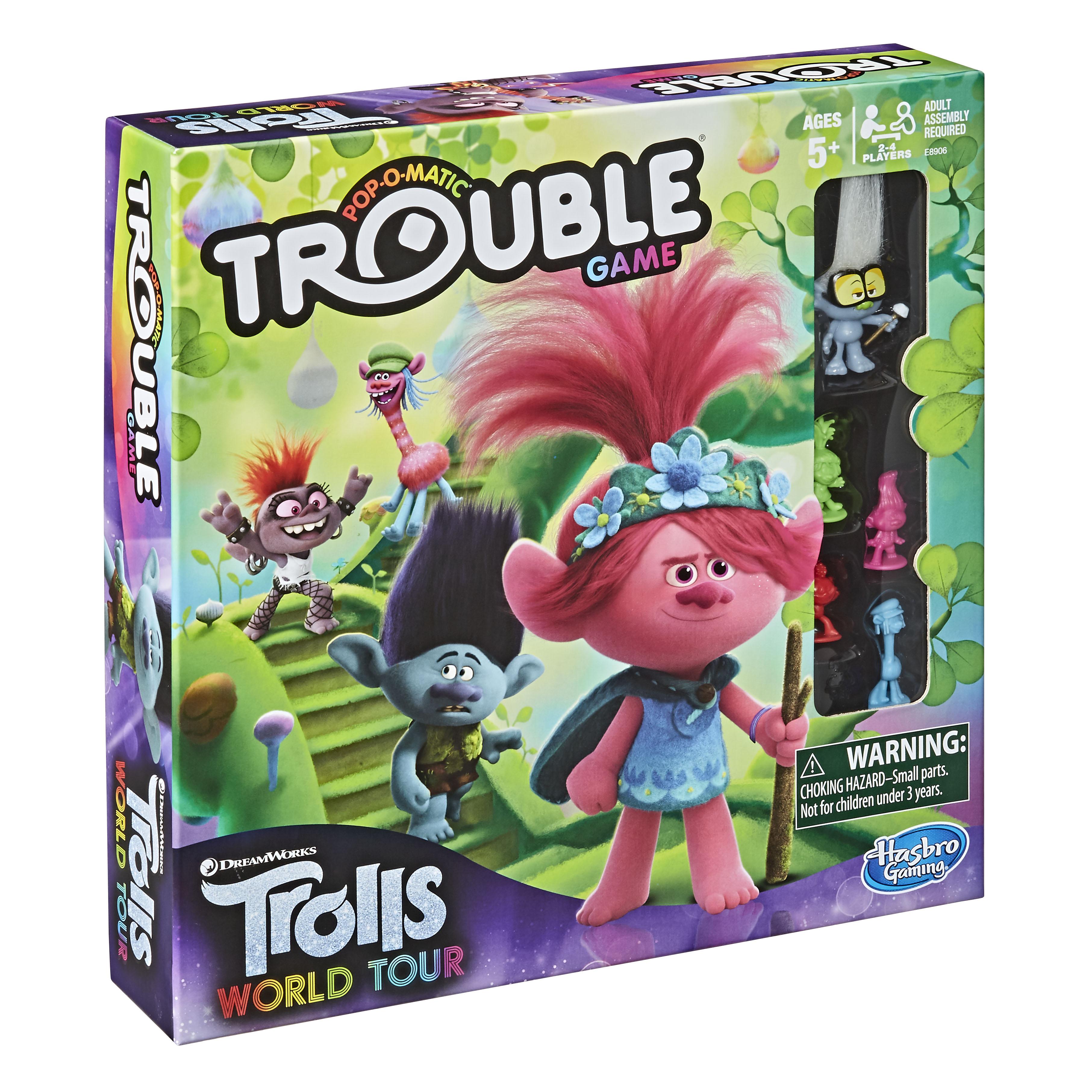 E8906 Trolls Trouble Package