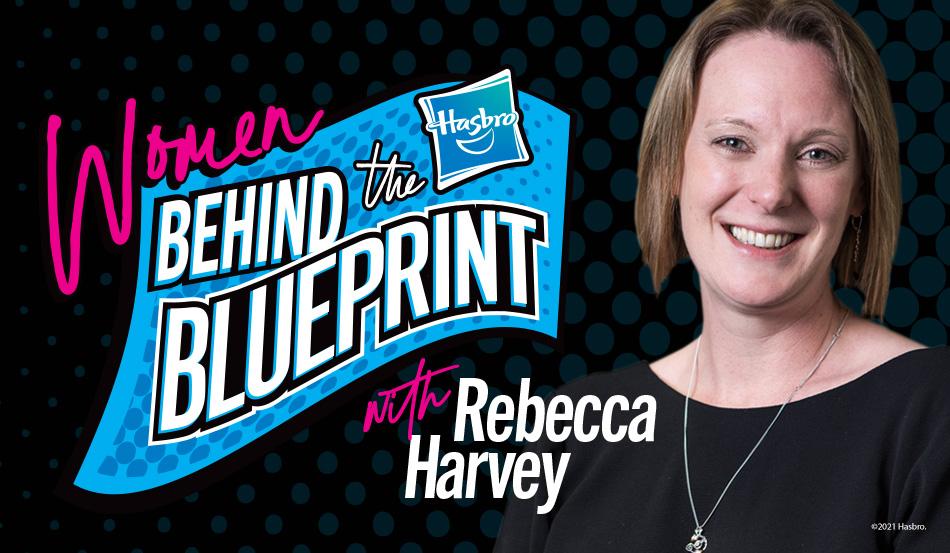 Made, Not Born: Rebecca Harvey's Path to Leadership