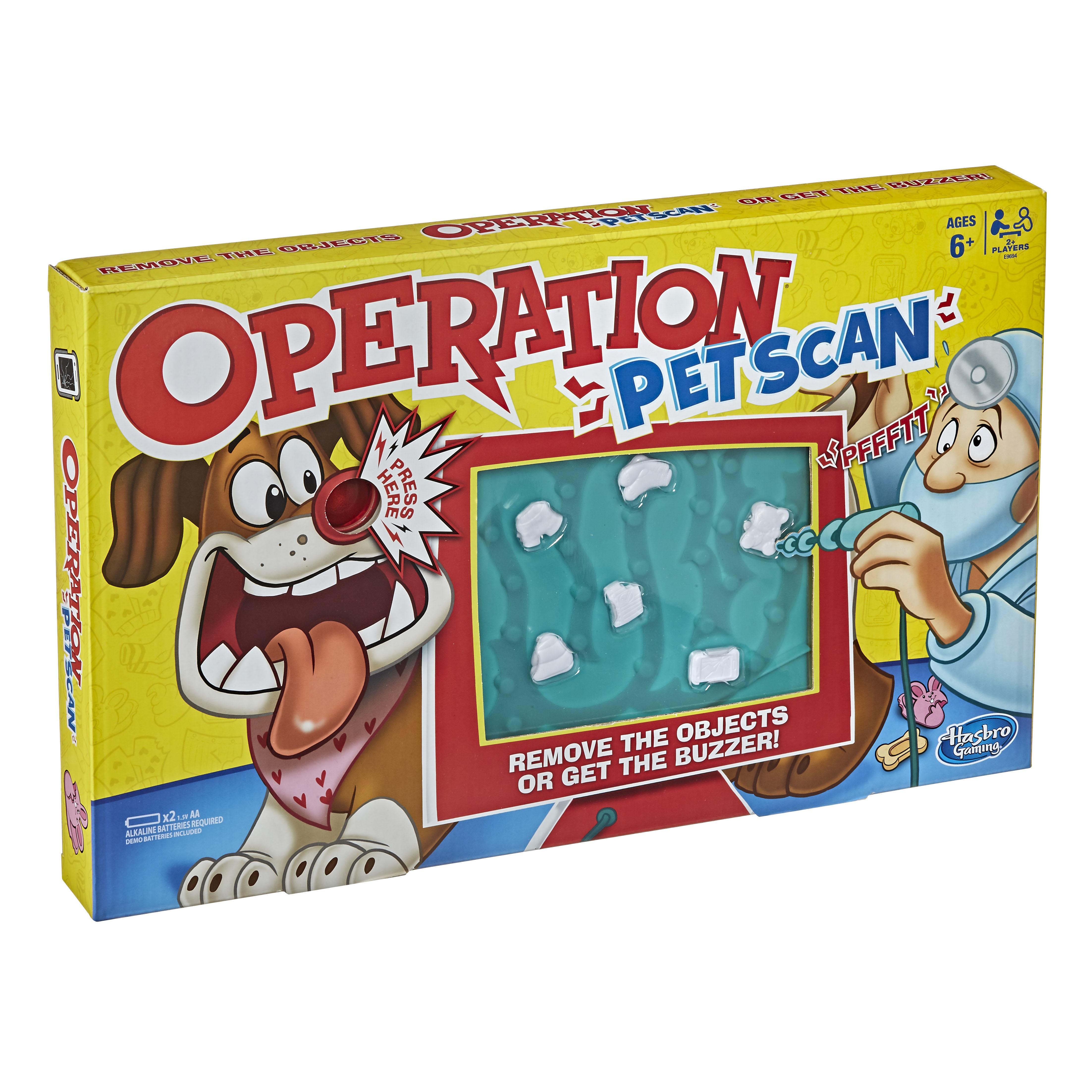 E9694 Operation Pet Scan