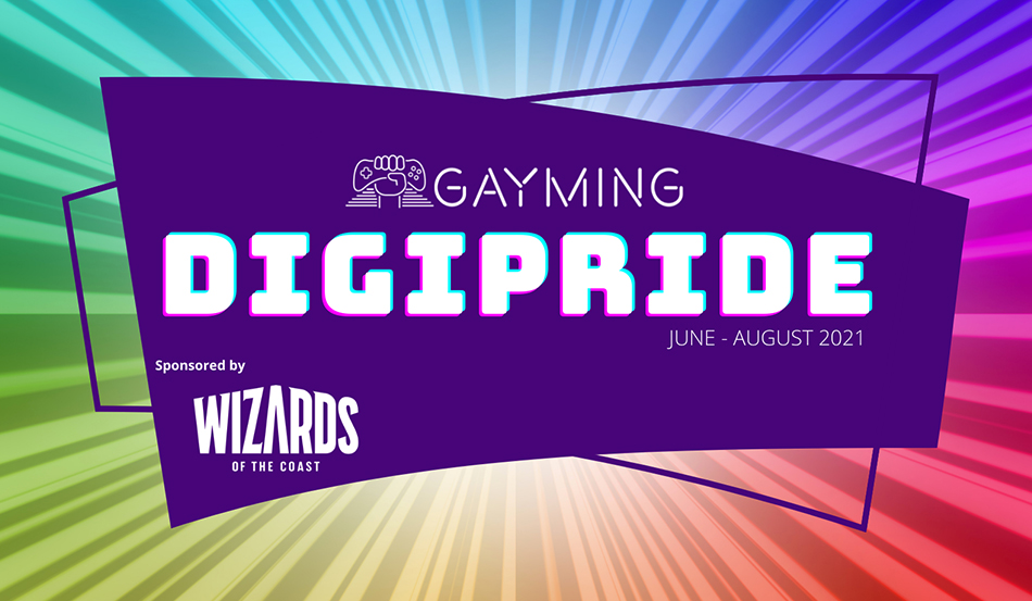 Wizards of the Coast Sponsors DIGIPRIDE 2021
