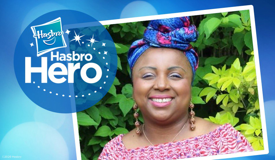 Our 2020 Hasbro Hero – Helene is Fulfilling her LOVE MISSION