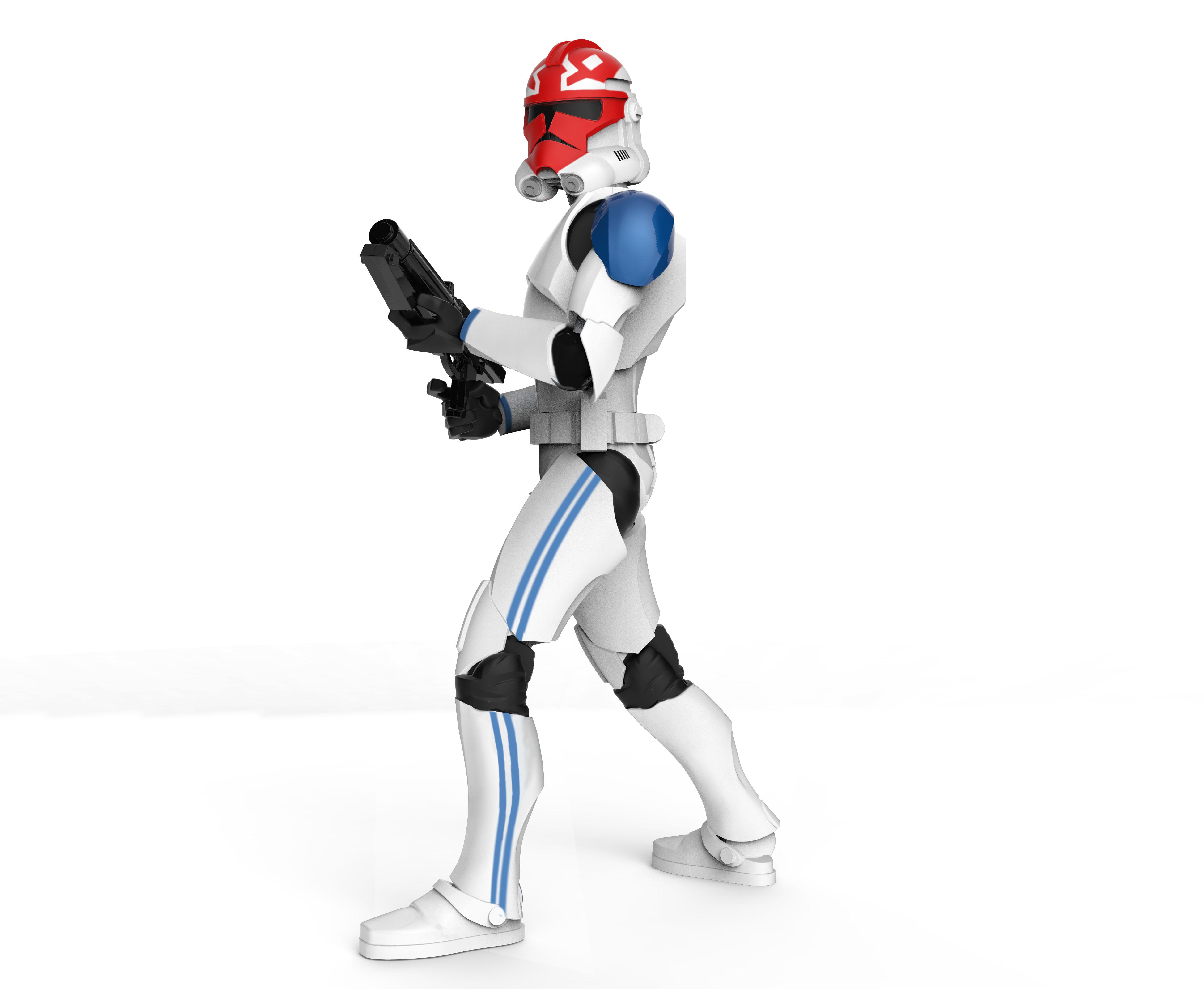 E9624 GOA Ahsokas Clone Trooper