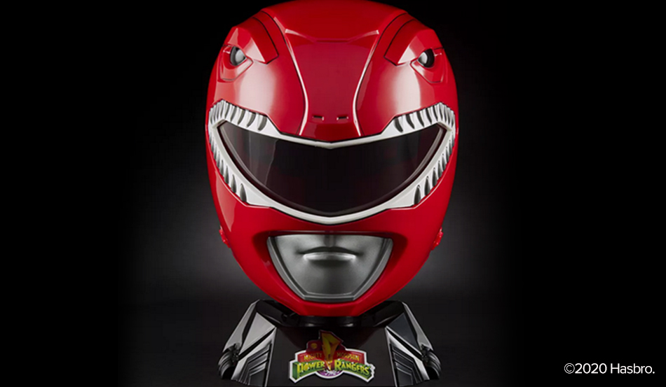 It's Morphin Time! New Power Rangers Products Revealed
