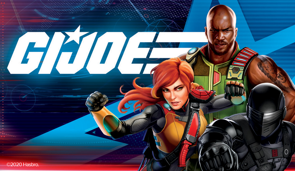 Yo Joe! Major Reveals and News about G.I. Joe