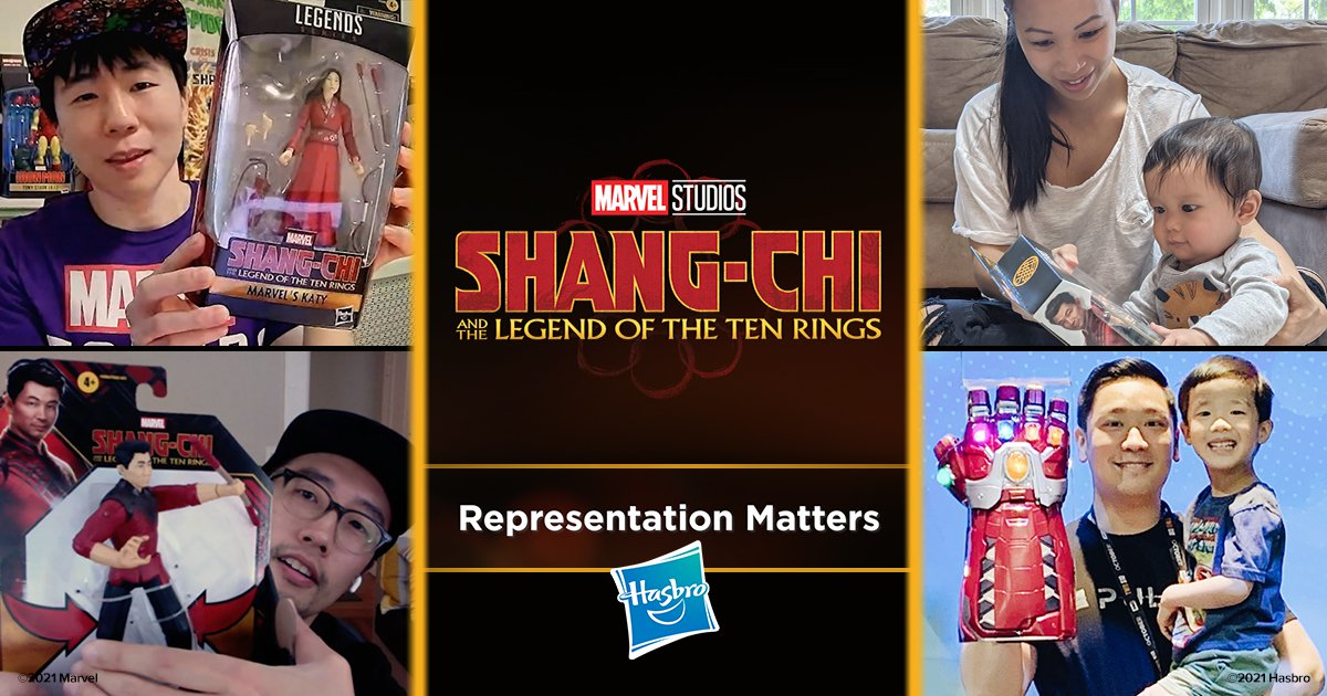Watch Hasbro Storytellers of the Shang-Chi Toy Line