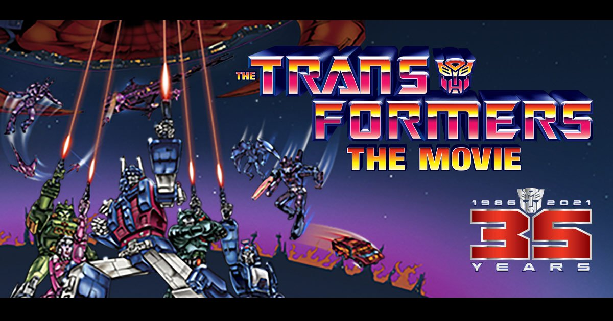 THE TRANSFORMERS: THE MOVIE Returns to Theaters for 35th Anniversary