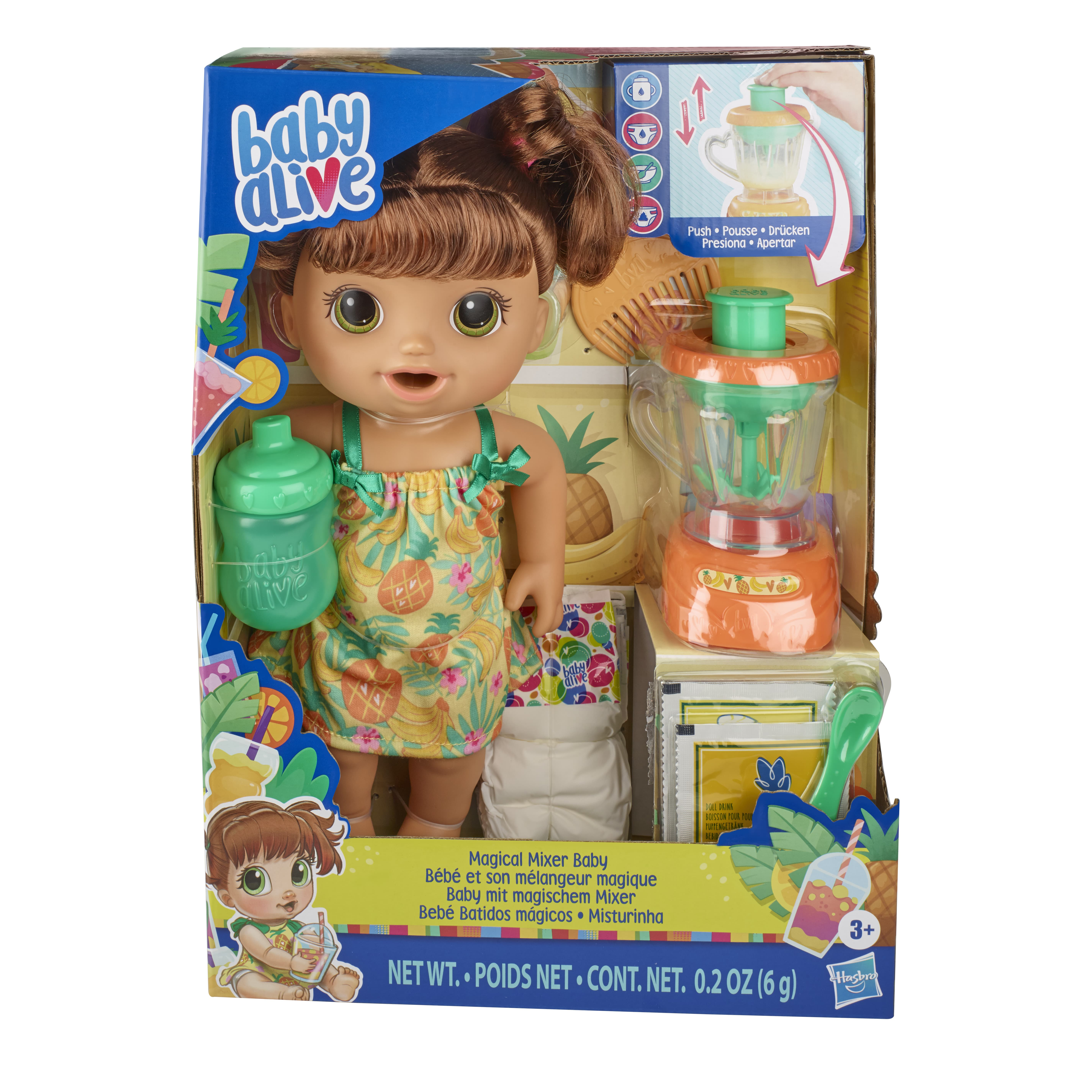 E6944 BABY ALIVE MAGICAL MIXER 2 In Pack
