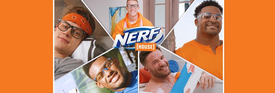 Nerf House