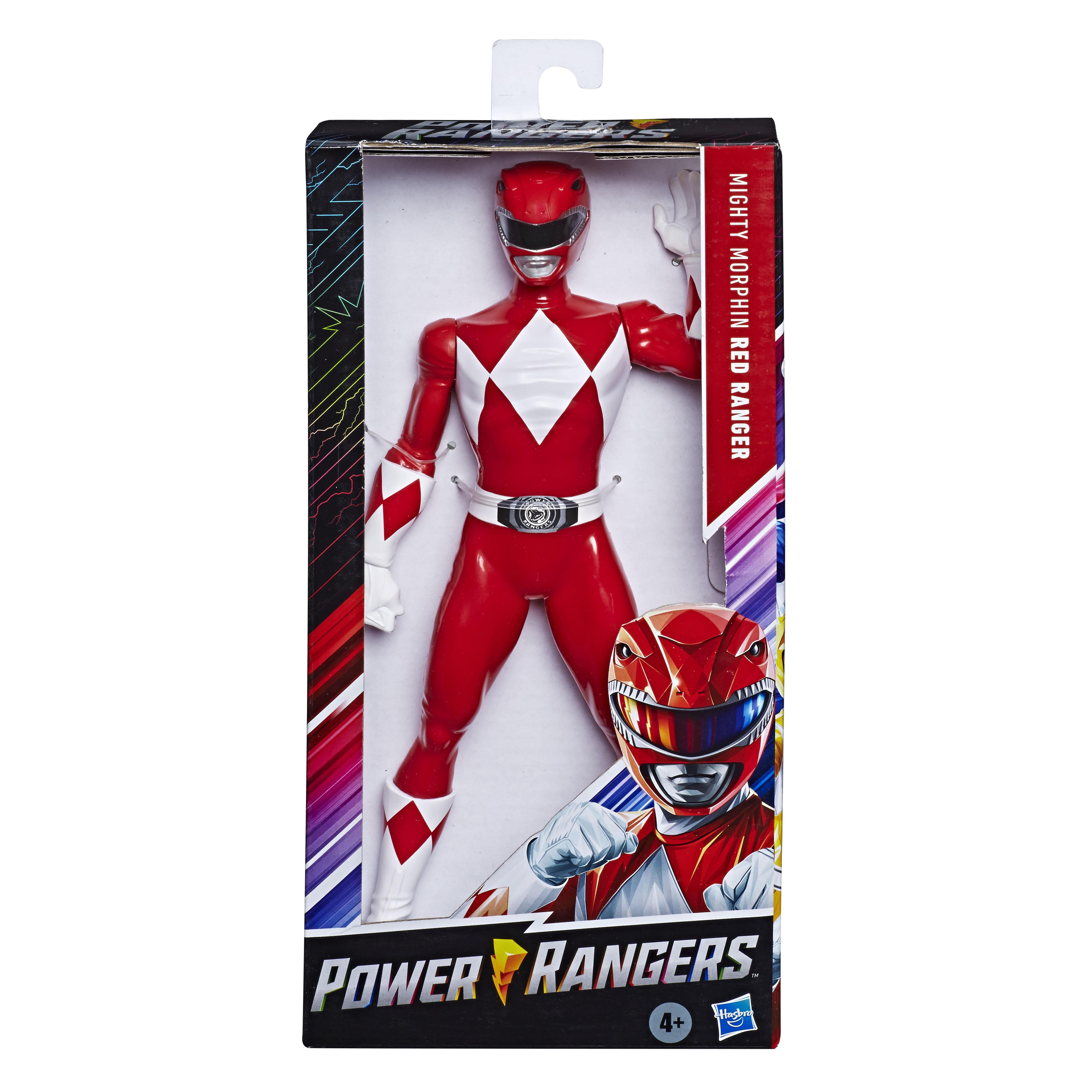E7897 MMPR 9.5 Inch Basic Figures Red Ranger_IP