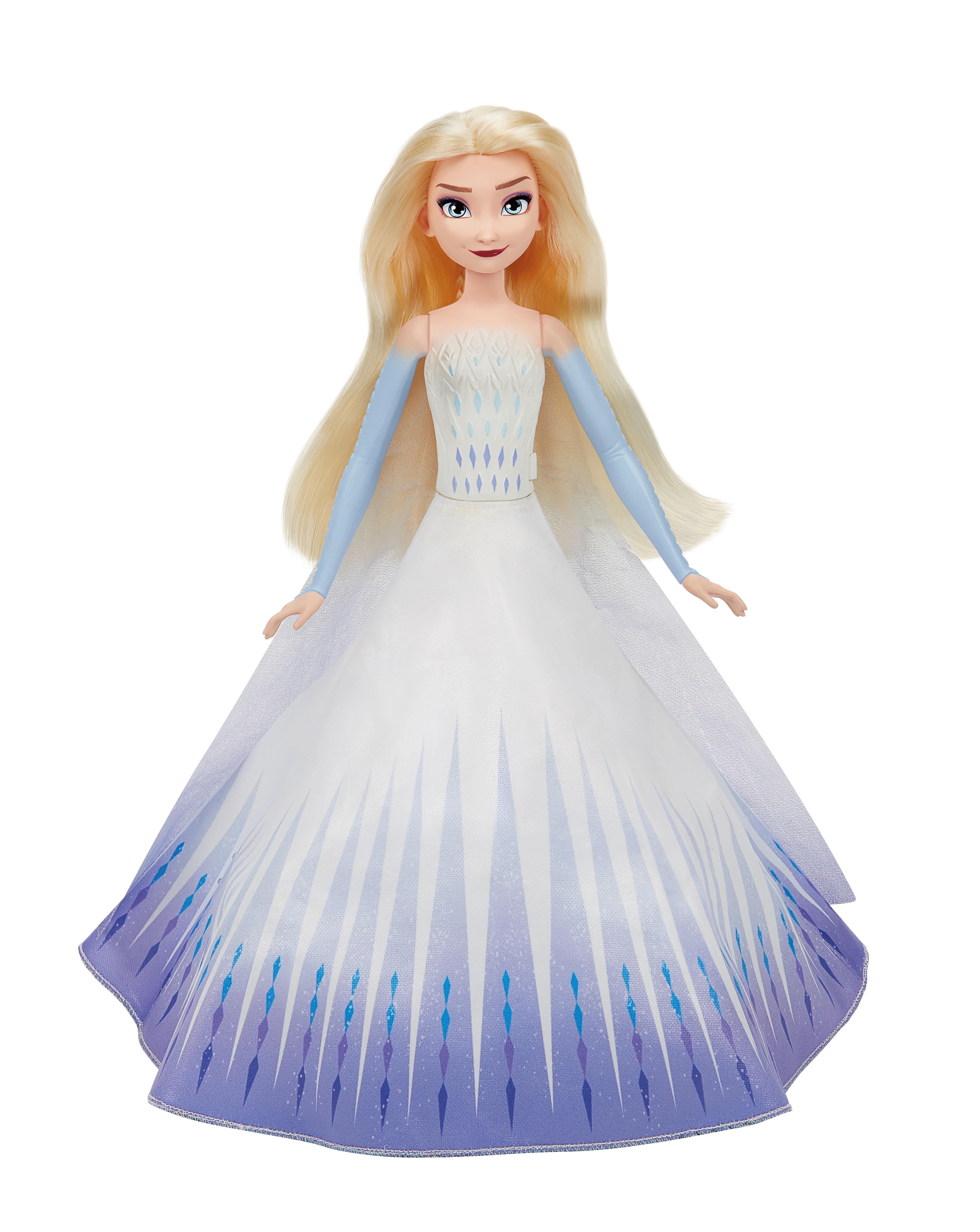 E7895 FRZ Transformation Dolls Assortment OOP Elsa 1