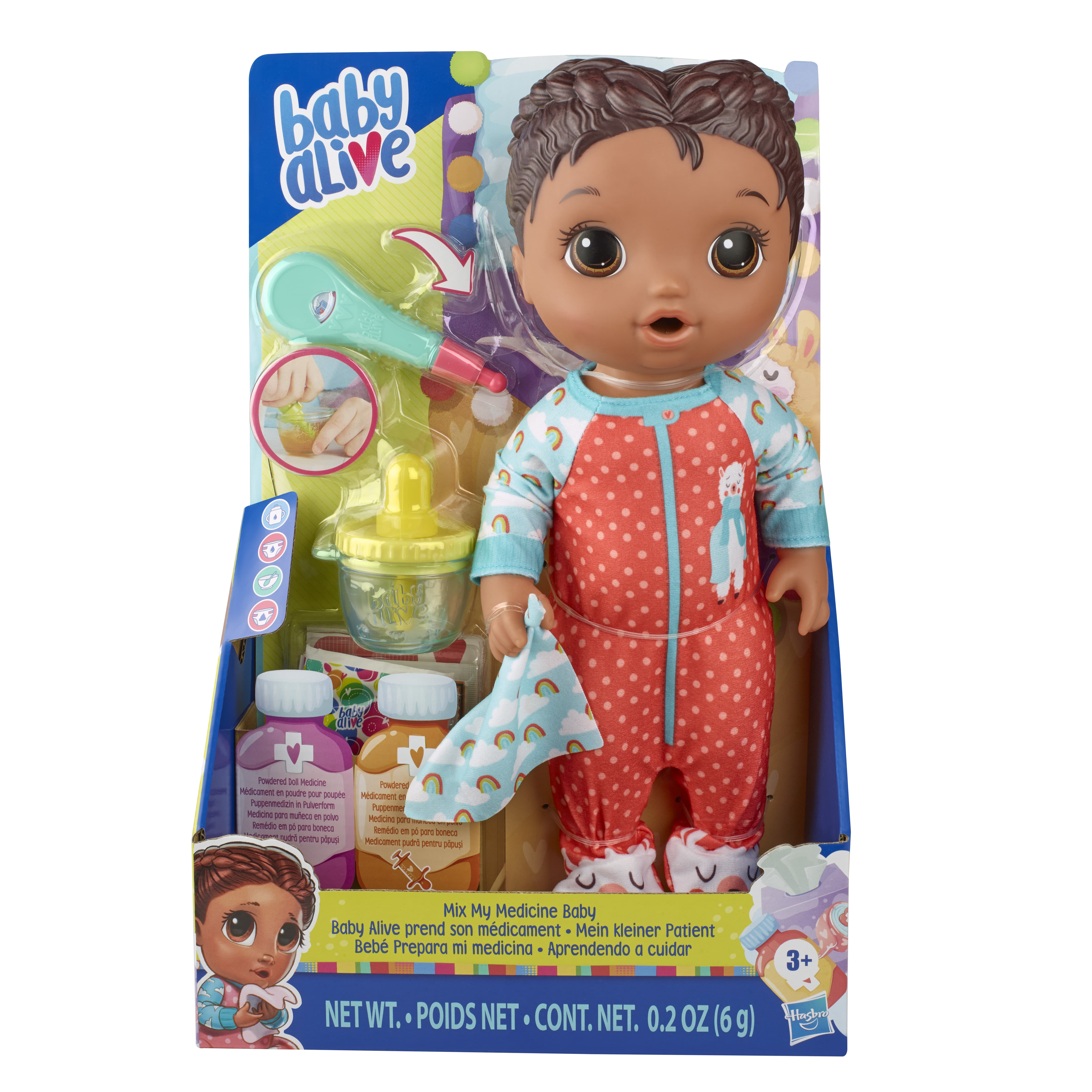 E6941 BABY ALIVE MIX MY MEDICINE 2 In Pack.pg