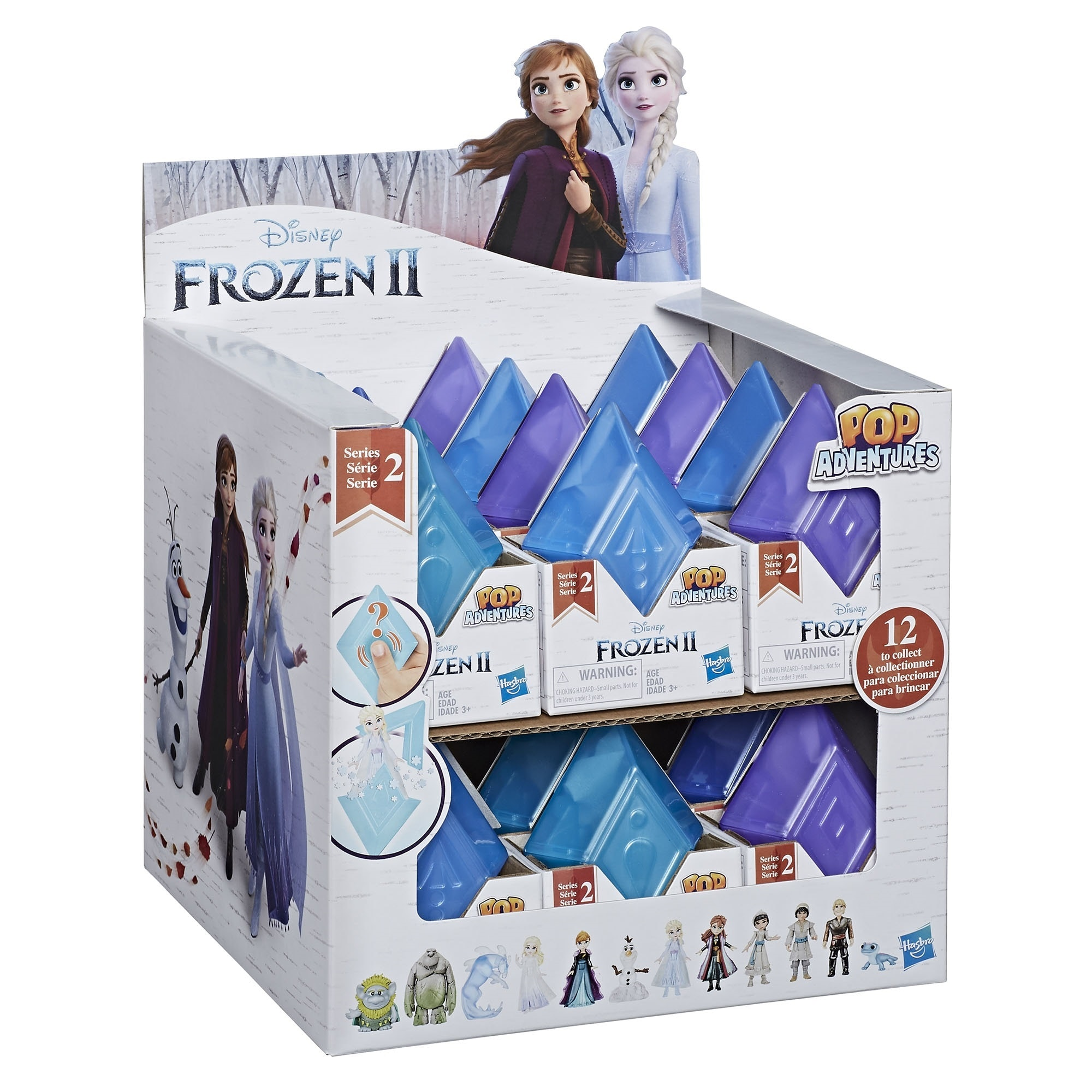 E7276 FRZ Pop Adventures Series 2 Blind Bags IP 1