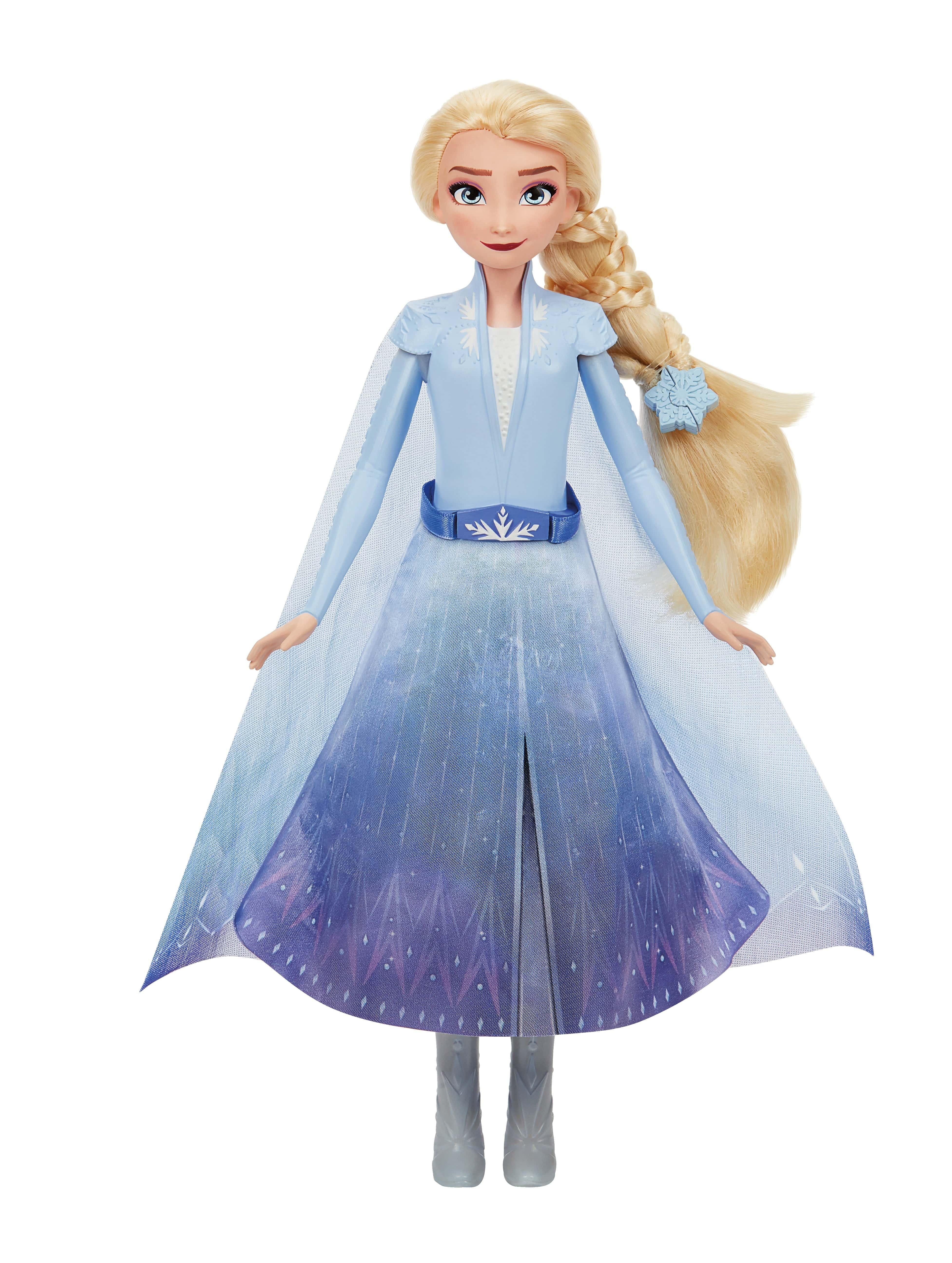 E7895 FRZ Transformation Dolls Assortment OOP Elsa 2