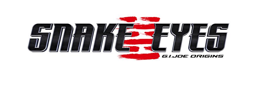 Snake Eyes movie logo