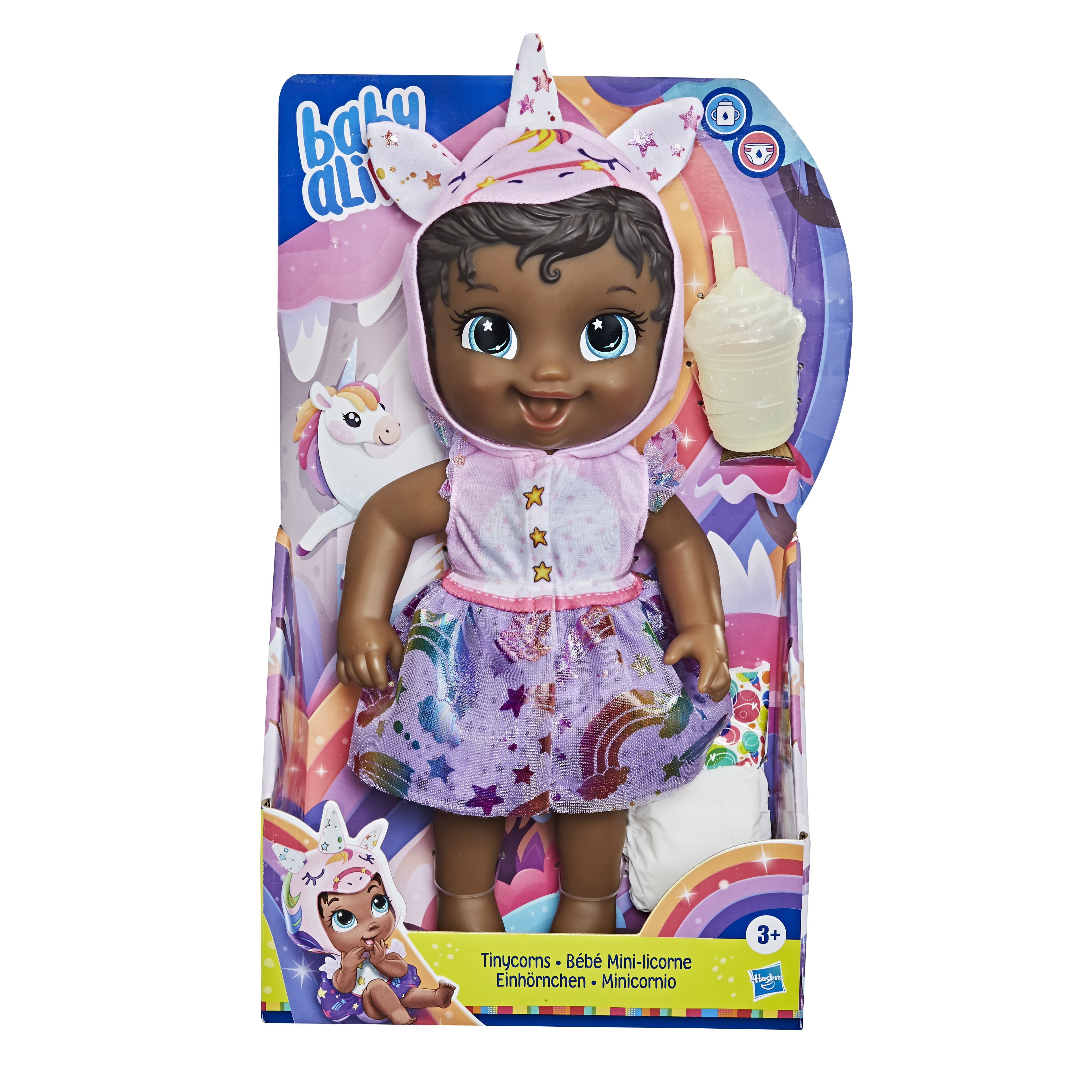 E9166 BABY ALIVE TINYCORN 1 In Pack