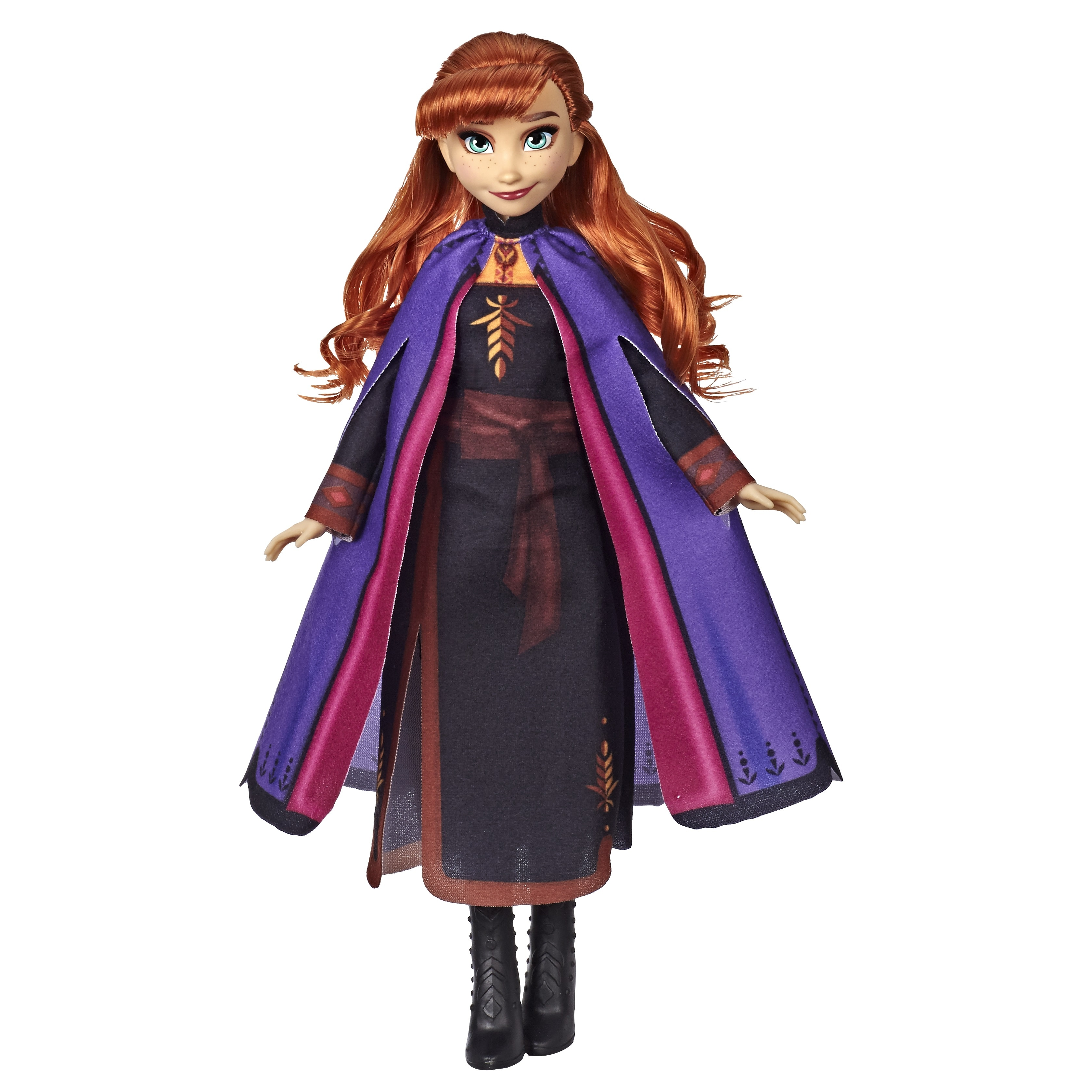 E6710 FRZ Anna Fashion Doll OOP