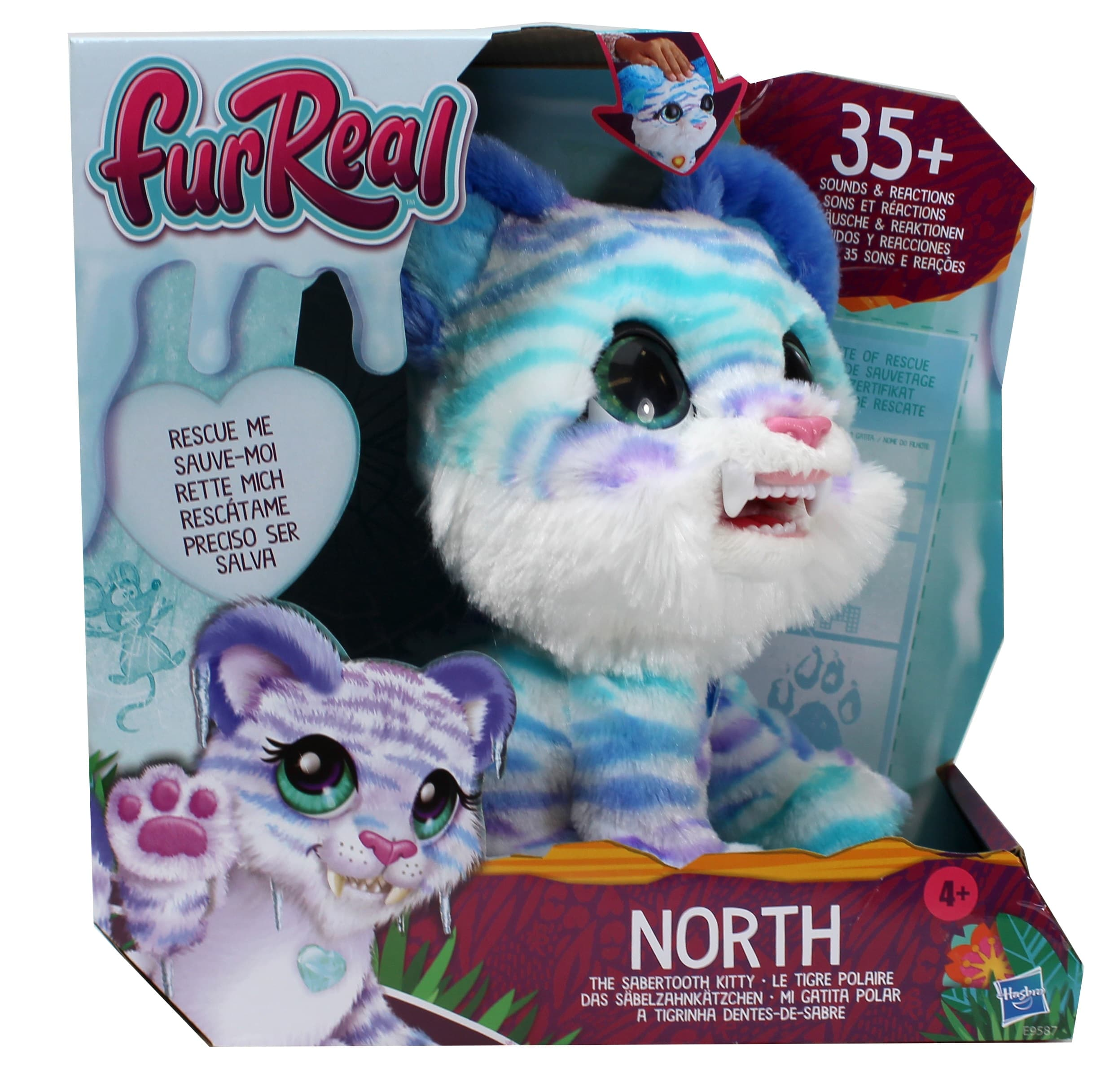 E9587 FURREAL North In Pack
