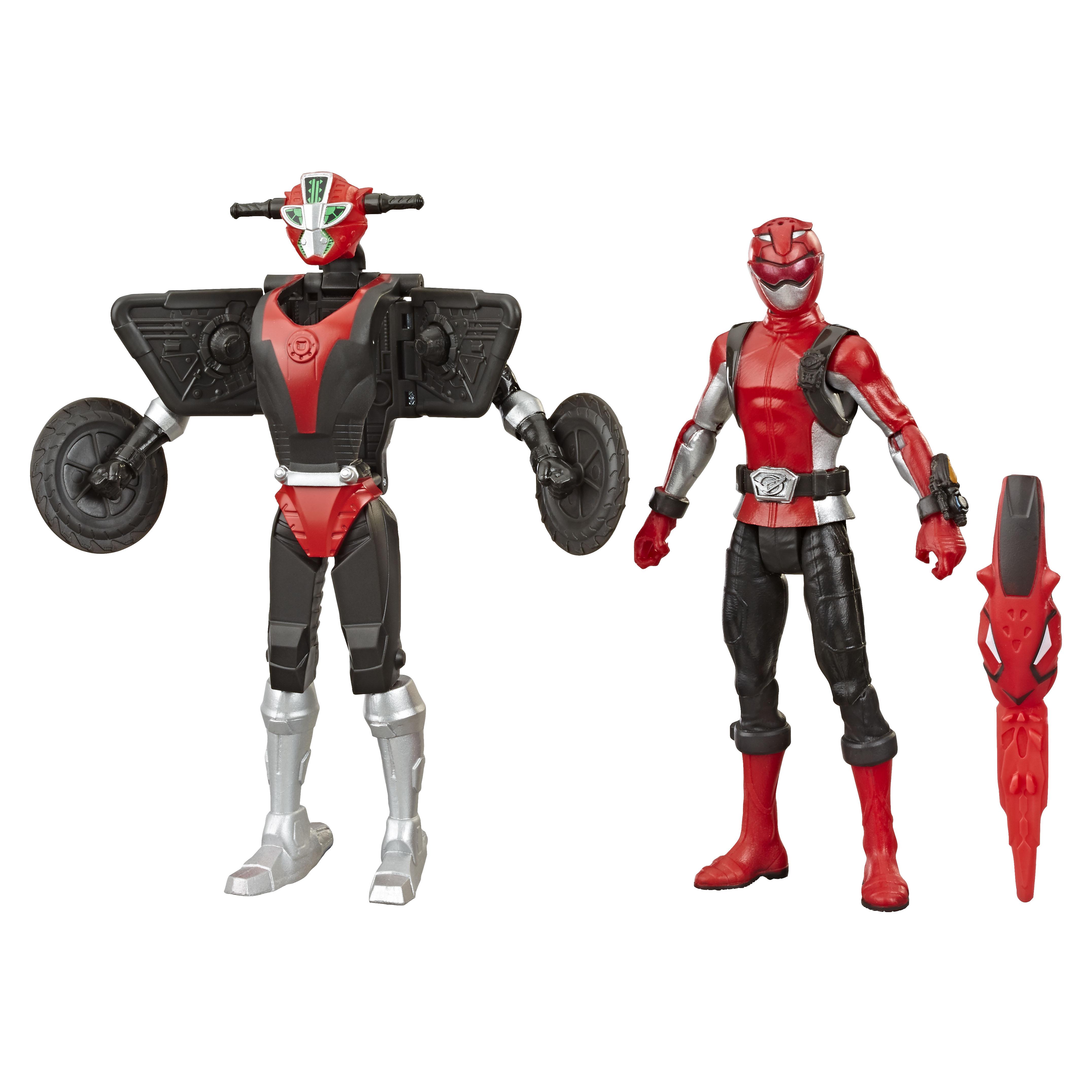 E7324 6in Beastbot 2-pack Red Ranger_OOP (2)