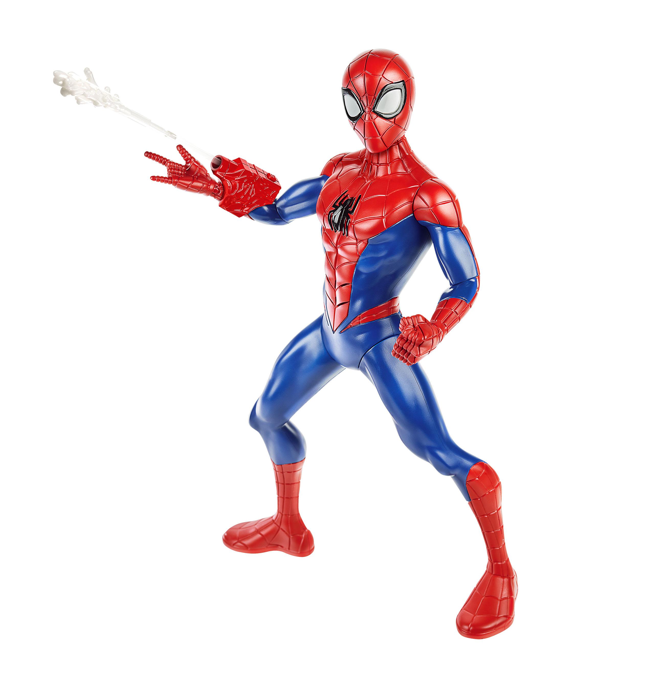 E7493 Max Venom Titan Hero SpiderMan standing
