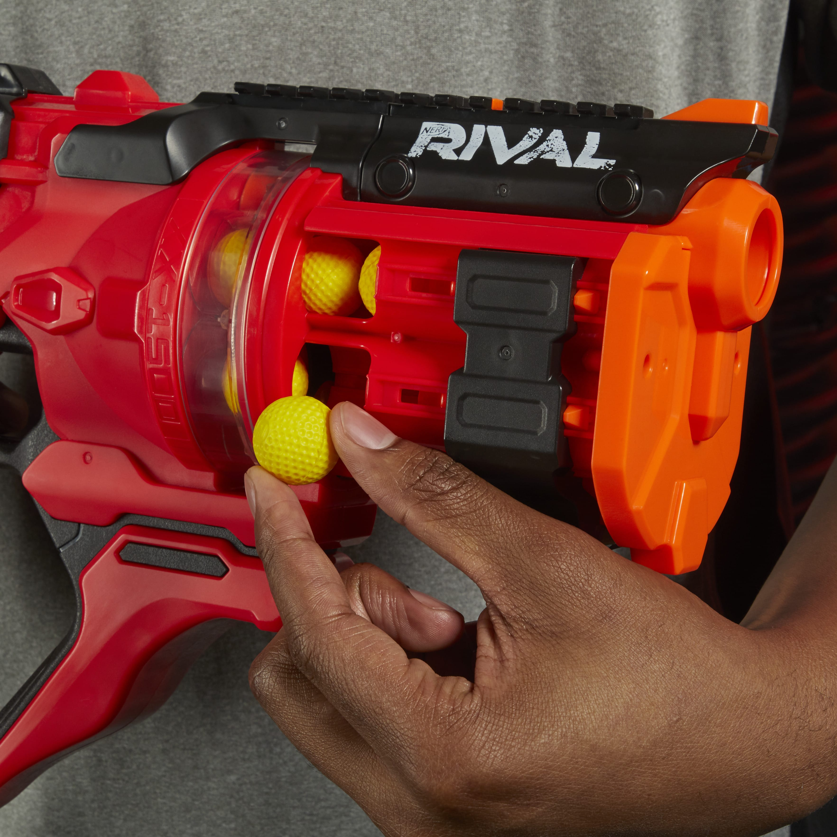 E6638 Nerf Rival Roundhouse red