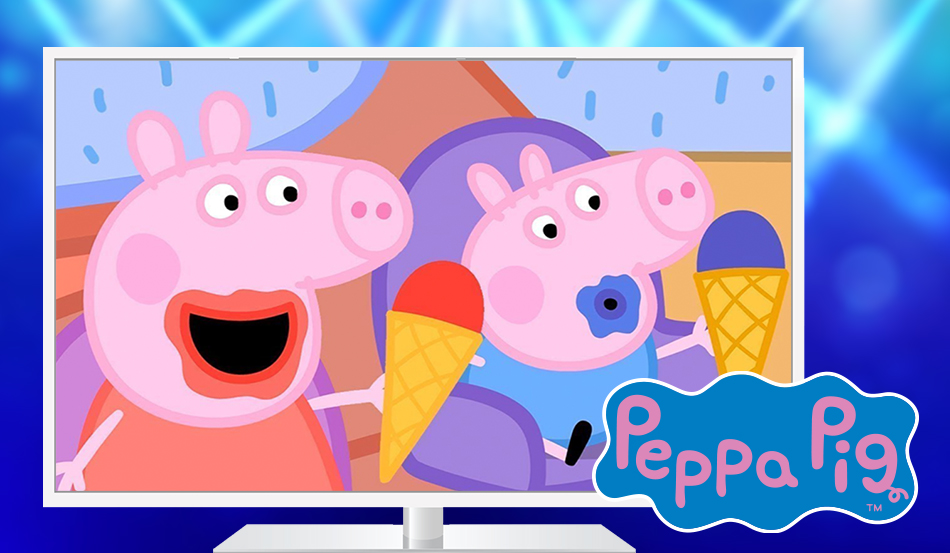 Peppa Pig Most Watched On Demand Series in the World