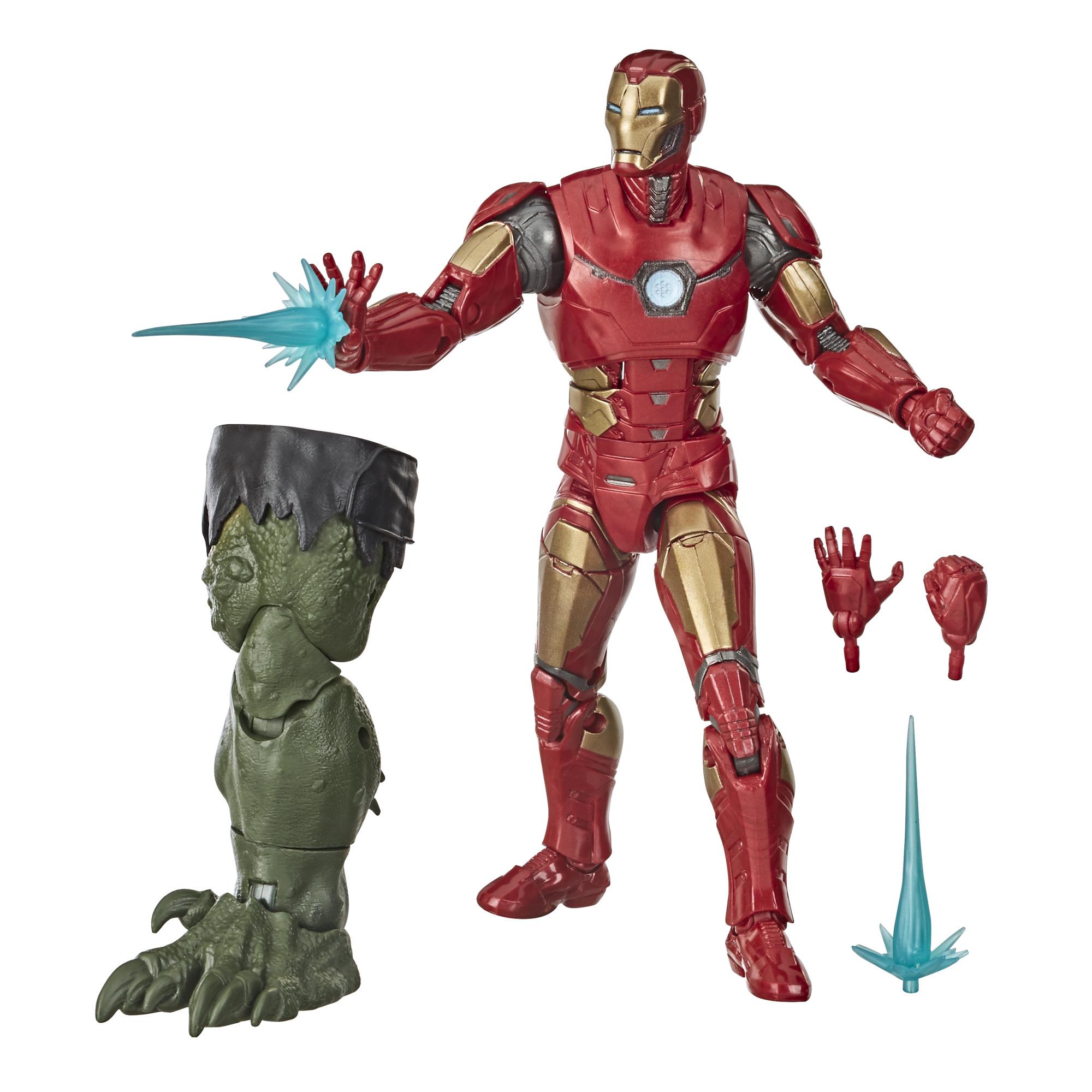 E91825L00 Marvel Avengers Gamerverse Iron Man main