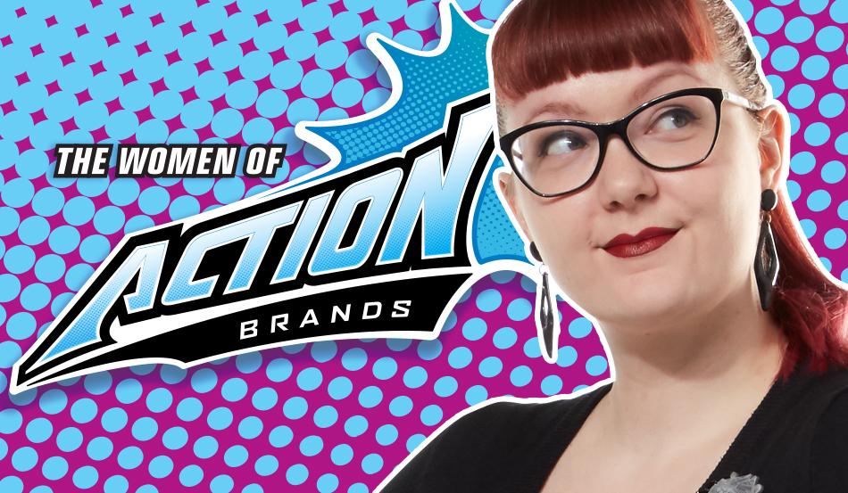 Women of Action Brands Emily
